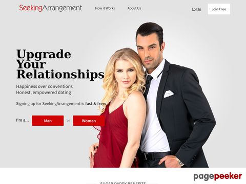 seeking arrangement websites in uk